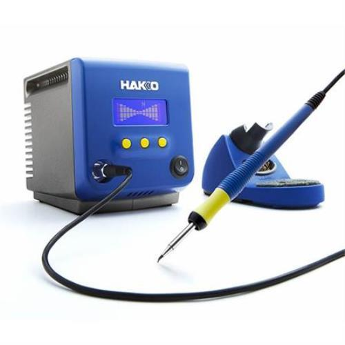 94-1430 Hakko FX-100 Induction Heat Soldering Station and Iron by