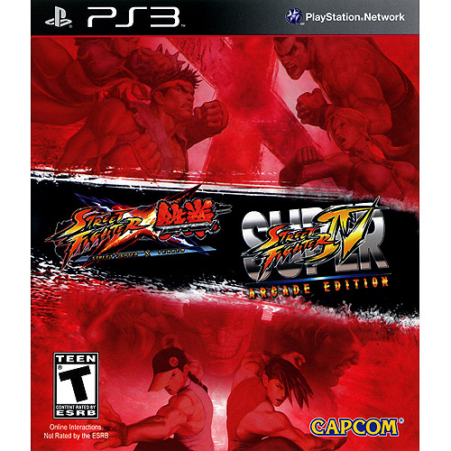 Street Fighter 25th Anniversary Collector's Set - Playstation 3