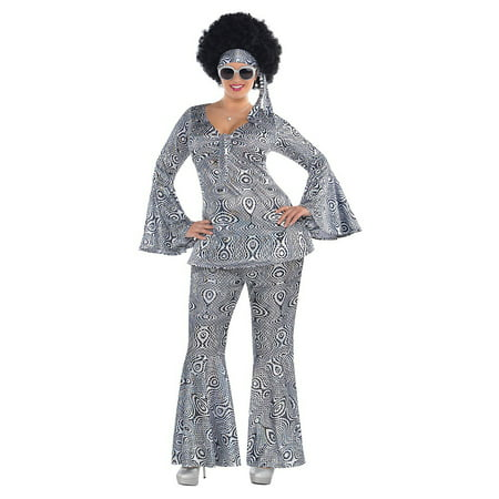 Dancing Queen Adult Costume - Plus Size