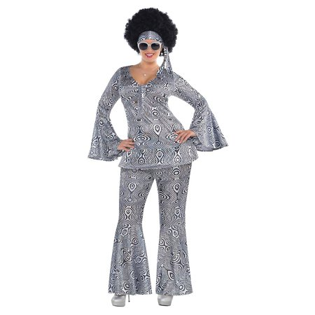 Dancing Queen Adult Costume - Plus Size - Plus Size Evil Queen Halloween Costume
