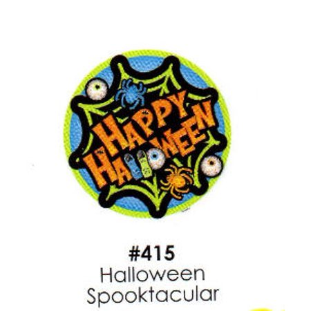 Halloween Spooktacular Cake Decoration Edible Frosting Photo Sheet - Spooktacular Halloween Sayings