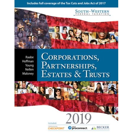 South-Western Federal Taxation 2019 : Corporations, Partnerships, Estates and Trusts (with Intuit Proconnect Tax Online 2017& RIA Checkpoint, 1 Term (6 Months) Printed Access Card) - Film Halloween 2017 Online