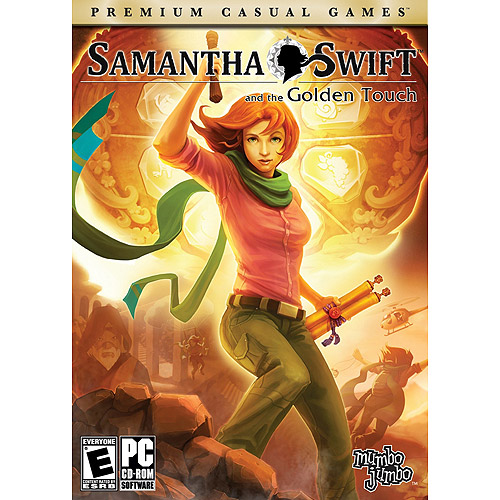 Samantha Swift and the Golden Touch (Hidden Object) PC Game