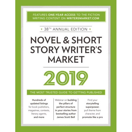 - Novel & Short Story Writer's Market : The Most Trusted Guide to Getting Published