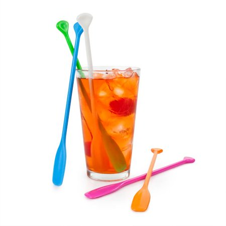 Drink Stir Sticks, Plastic Reusable Beverage Coffee Cocktail Stirring - Stirring Sticks