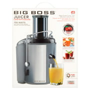Big Boss 700 Watts 18,000 RPM Stainless Steel Multi Speed Juicer