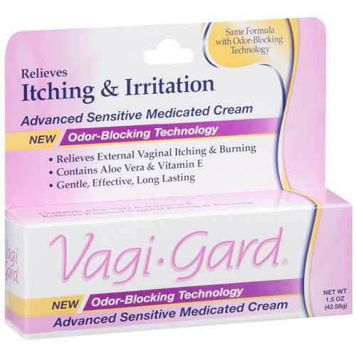 vagi-gard: relieves external vaginal itching & burning advanced, Skeleton