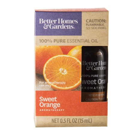 Better Homes & Gardens 15 mL 100% Pure Sweet Orange Essential - Sweet 15 Themes