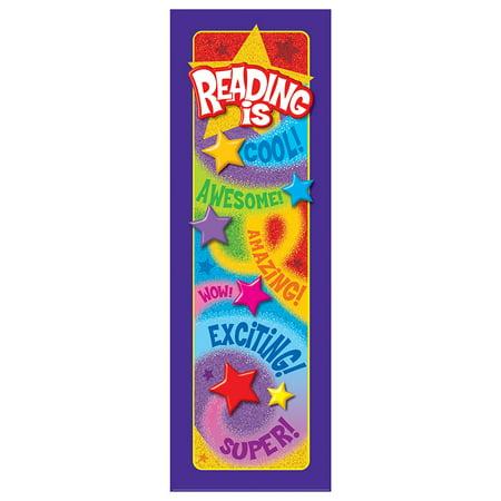 Reading Is Praise Words N Stars Bookmarks