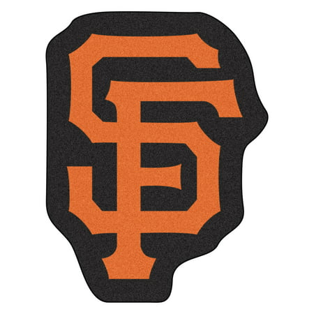 MLB - San Francisco Giants Mascot Mat Licensed Mascot Mats