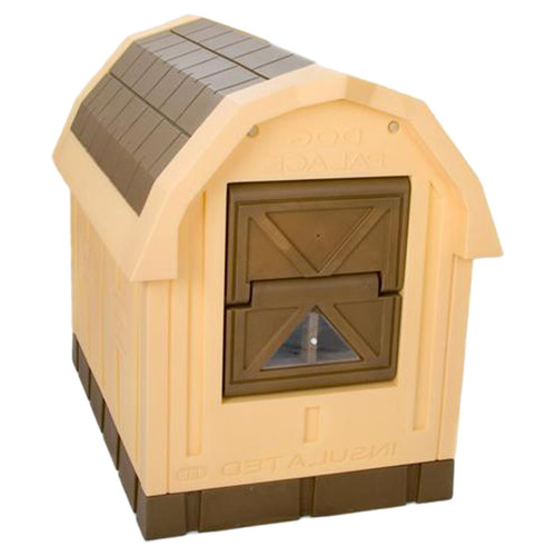 Why buy a dog house?