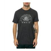 Ambig Mens The Hooks Graphic T-Shirt