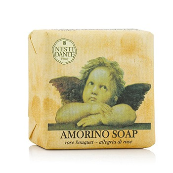 Amorino Soap - Rose Bouquet 5.3oz