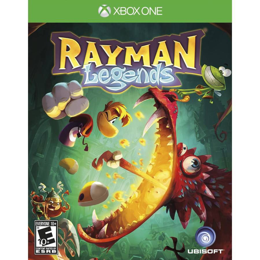 Ubisoft Rayman Legends (Xbox One) Video Game