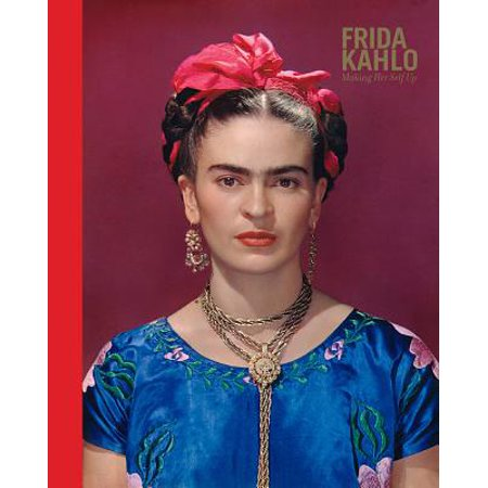 Frida Kahlo: Making Her Self Up](Frida Kahlo De Halloween)