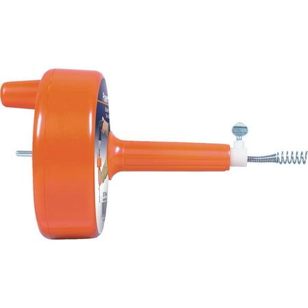 Gen. Wire Spring 25' Drain Pipe Auger C-25PL (Gen Wire Spring)