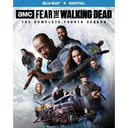 Fear the Walking Dead: The Complete Fourth Season (Blu-ray) - image 1 of 1