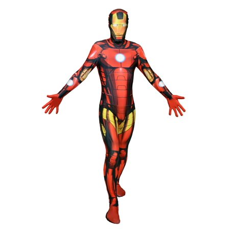 Morphsuits Com (Deluxe Iron Man Morphsuit)