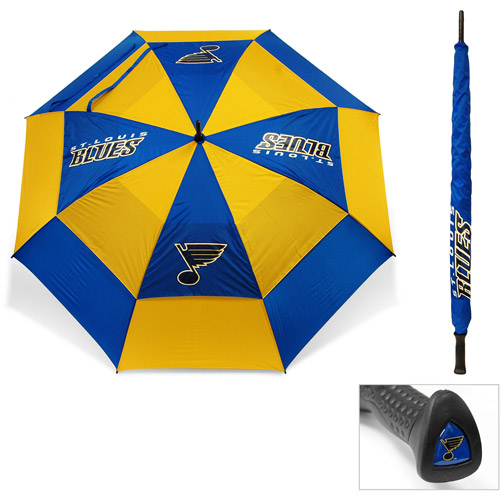 Team Golf NHL St Louis Blues Golf Umbrella