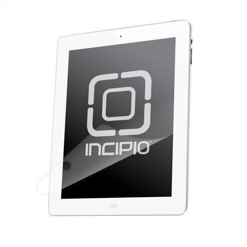Incipio Screen Protector - iPad 2 Clear - 2PK
