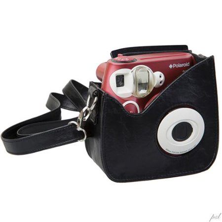 Polaroid Snap & Clip Camera Case For The Polaroid PIC (Video With Pic)