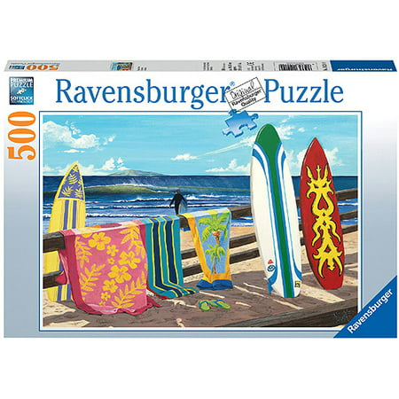 Ravensburger Block - Ravensburger Hang Loose Puzzle, 500 Pieces