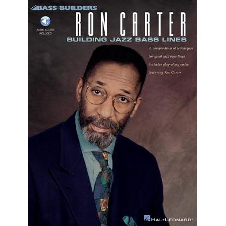 Ron Carter: Building Jazz Bass (Ron Carter Bass)