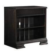 Samuel Lawrence Madison 2 Shelf Storage Unit in Black