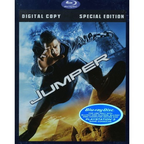 Jumper (Blu-ray) (With INSTAWATCH) (Widescreen)