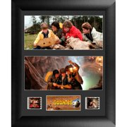 Trend Setters The Goonies Double FilmCell Presentation Framed Vintage Advertisement