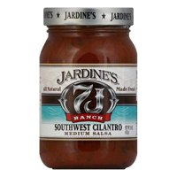 Jardines Sonoma Chile Salsa Medium, 16 OZ (Pack of 6)