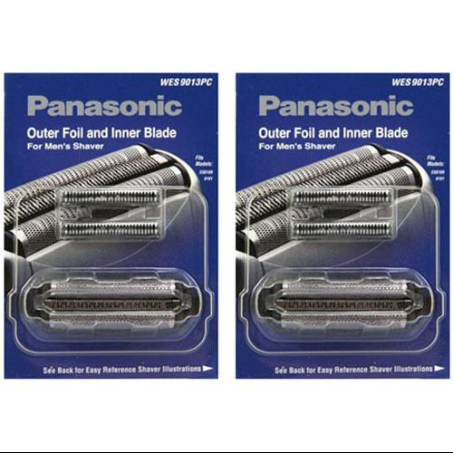 Panasonic WES9013PC-2 Pack Replacement Blade and Foil