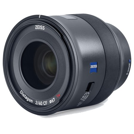 Zeiss 40mm f/2.0 Batis Series Lens for Sony Full Frame E-mount NEX