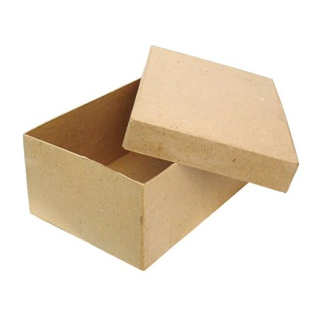 PA Paper Mache Box 7.5