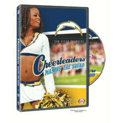 San Diego Chargers: Cheerleaders Making The Squad by WARNER HOME ENTERTAINMENT