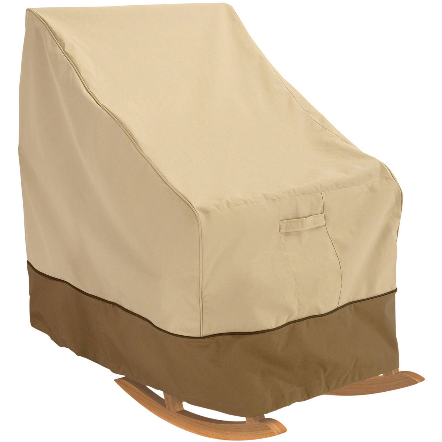 Classic Accessories Veranda Patio Rocking Chair Cover   Durable And Water  Resistant Outdoor Furniture Cover, Medium (70952)   Walmart.com