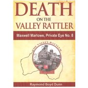 Death on the Valley Rattler - eBook