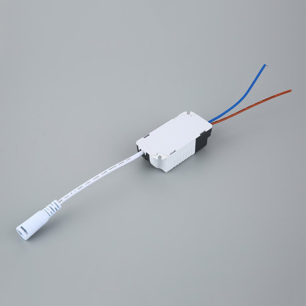 Outad Dimmable Led Light Lamp Driver Transformer Power Supply 6 9 12 Circuit 15 18 21w Assure Strip External Dc Connector