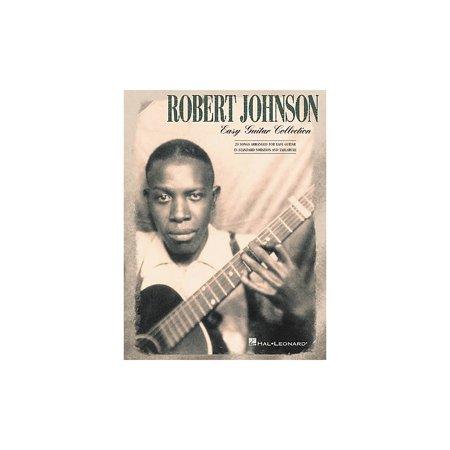Hal Leonard Robert Johnson Collection Easy Guitar Tab Songbook Collection Guitar Tab Songbook