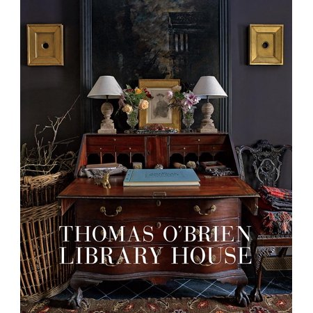 Thomas O'Brien: Library House ()
