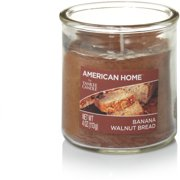 American Home by Yankee Candle 4-oz Small Tumbler, Banana Walnut Bread