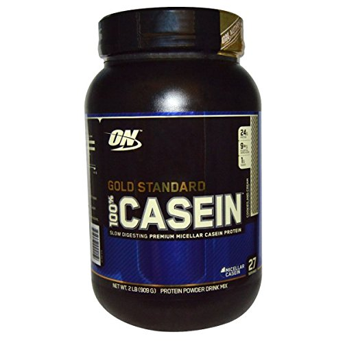 on casein cookies and cream review
