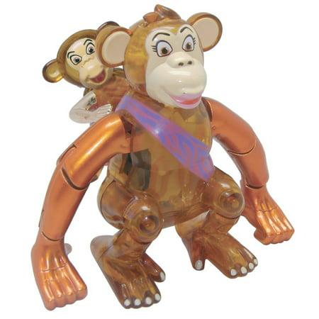 Toys (Mini) - Z Wind Ups - Side Walking Chimpanzee Mona Kids Game