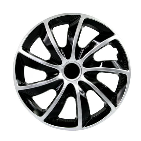Fit Audi Wheels Rim Cover 4pcs Hub Cap Full Lug Skin  Complete Set For 100 80 A4 A6 S6 V8 Quattro 1990 1991 1992 1993 19