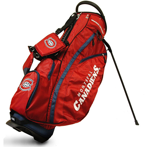 Team Golf NHL Montreal Canadiens Fairway Golf Stand Bag