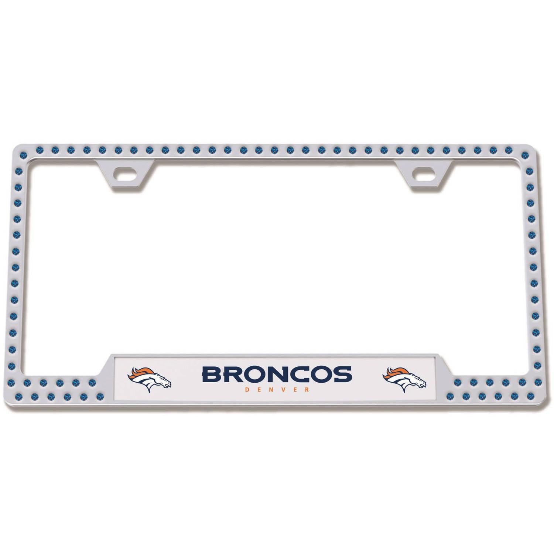 Fremont Die Denver Broncos Bling License - Walmart.com