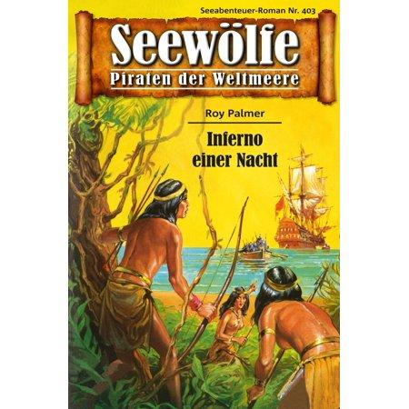 Seewölfe - Piraten der Weltmeere 403 - eBook