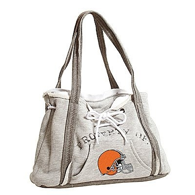 NFL Cleveland Browns Retro Hoodie Purse