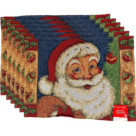 Santa Placemat (18