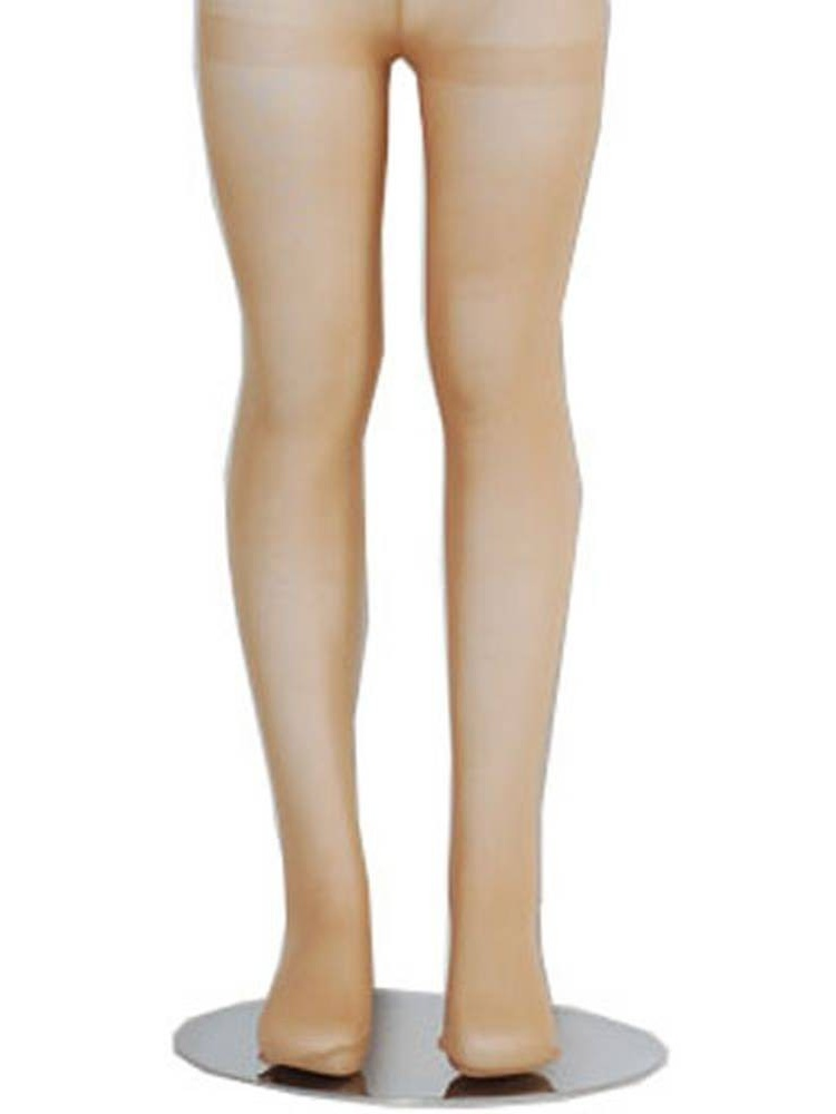 Nude Piccolo Lightweight Baby Toddler Little Girls Tights 0M-16